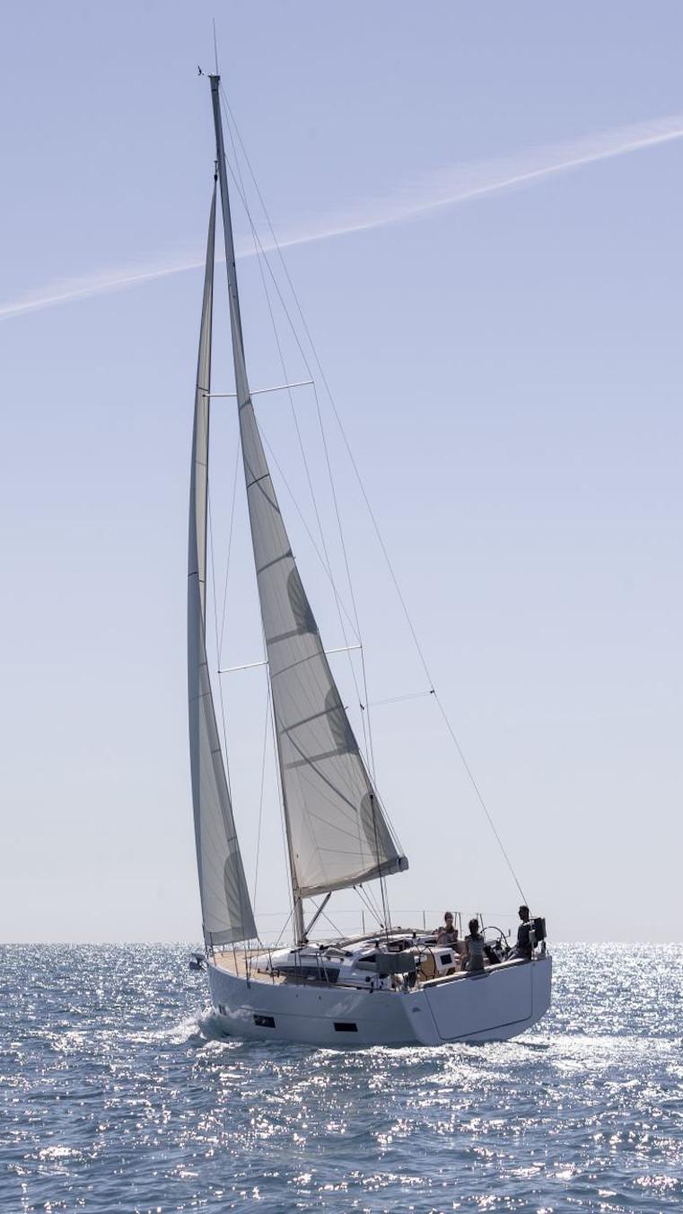 Assistenza barche a vela - Solaris Yachts Service
